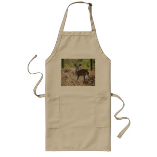 Young Deer Long Apron