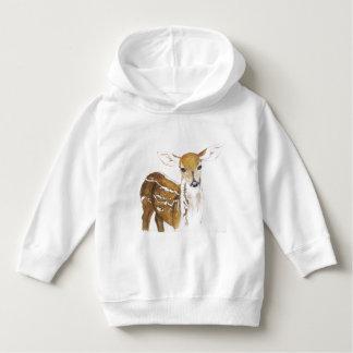 Young deer - Toddler Hoodie