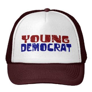 Young Democrat Trucker Hat