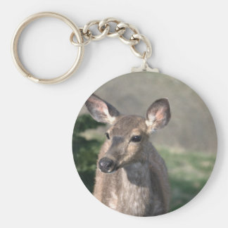 Young Doe Deer Key Chain