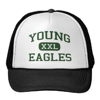 Young - Eagles - Junior - Arlington Texas Mesh Hat