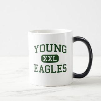 Young - Eagles - Junior - Arlington Texas Mug