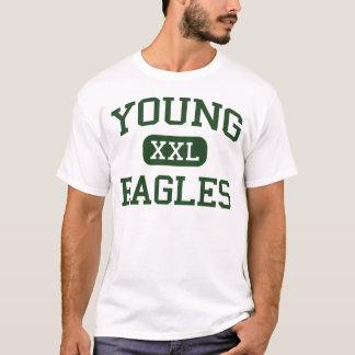 Young - Eagles - Junior - Arlington Texas T-Shirt