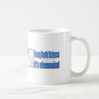 Young Earth Science Mug