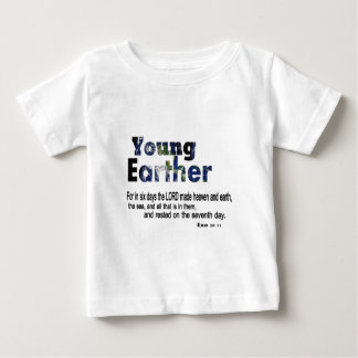Young Earther Baby T-Shirt