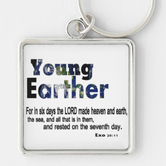 Young Earther Keychain