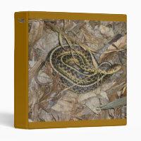 Young Eastern Garter Snake Binder