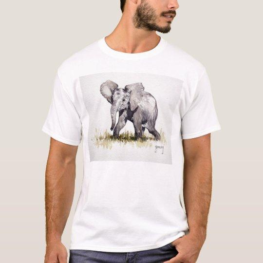 Young Elephant  Tee Shirt