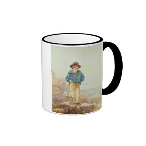Young England - A Fisher Boy Ringer Mug