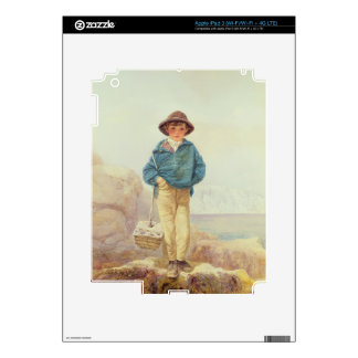 Young England - A Fisher Boy Decal For iPad 3