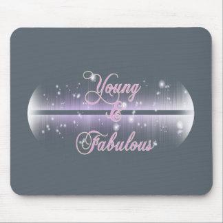 Young&fabulous Alfombrilla De Ratones