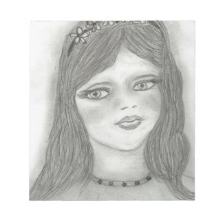 Young Fairy Notepad