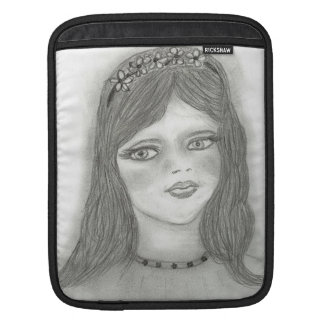 Young Fairy Sleeve For iPads