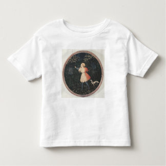 Young falconer, Florentine School Toddler T-shirt