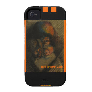 Young Family Case-Mate iPhone 4 Cover