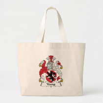 Young Family Crest Bag
