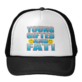 Young Fat Life B Trucker Hat
