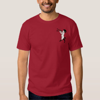 Young Faun With Double Flute Clr T Shirt