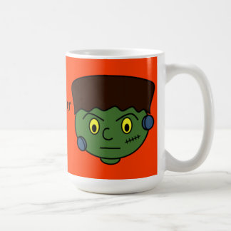 Young Frankenstein Monster Coffee Mug