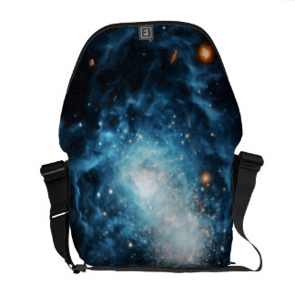 Young Galaxy Courier Bags