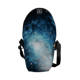 Young Galaxy Messenger Bags
