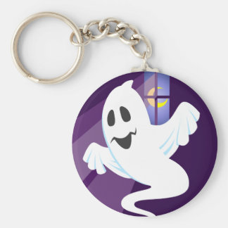 Young Ghost Keychain
