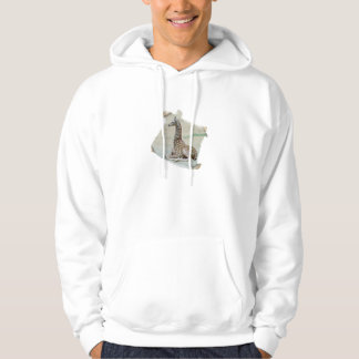 Young Giraffe at Rest Sweatshirt