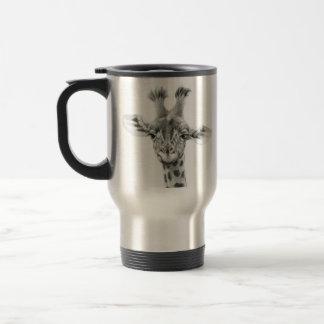Young Giraffe design by Schukina G053 Coffee Mugs