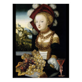 YOUNG GIRL ,ANTIQUE VINEYARD GRAPES AND WINE POSTCARDS