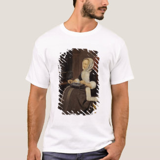 Young Girl at Work T-Shirt