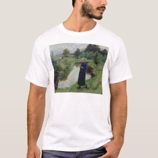 Young Girl in the Fields, T-Shirt