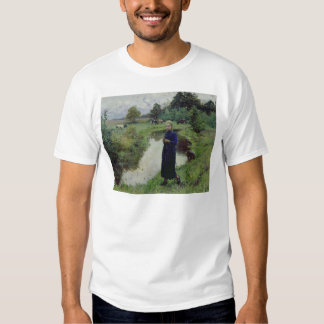 Young Girl in the Fields, Tee Shirt