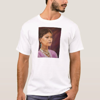 Young Girl, Jaisalmer T-Shirt