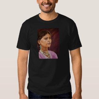 Young Girl, Jaisalmer Tee Shirt