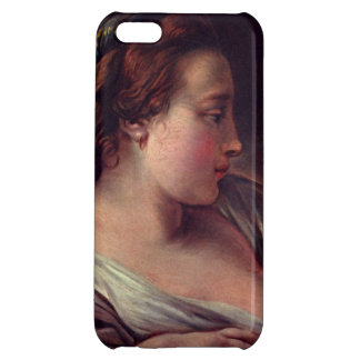 Young Girl Jeune fille by Francois Boucher Cover For iPhone 5C