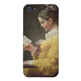 Young Girl Reading, c.1776 Case For iPhone SE/5/5s