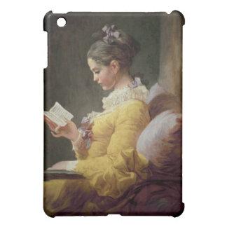 Young Girl Reading, c.1776 iPad Mini Covers