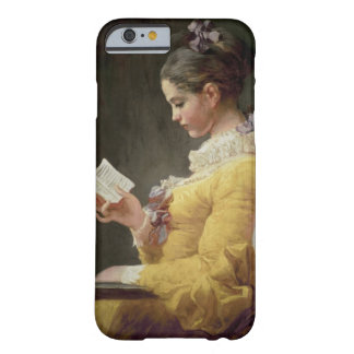 Young Girl Reading, c.1776 iPhone 6 Case