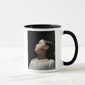 Young Girl Sleeping, 1852 Mug