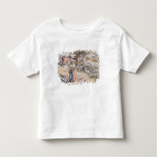Young Girl Weaving, 1905 Toddler T-shirt