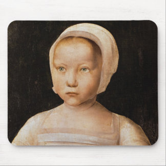 Young Girl with a Dead Bird, c.1500-25 Mouse Pad