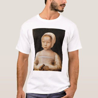 Young Girl with a Dead Bird, c.1500-25 T-Shirt