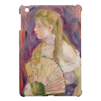 Young Girl with a Fan, 1893 iPad Mini Cases