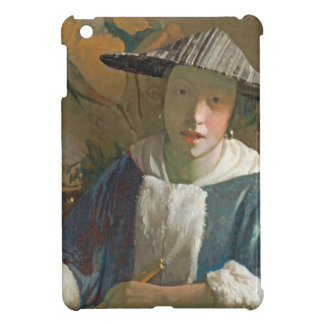 Young Girl with a Flute, c.1665-70 iPad Mini Covers