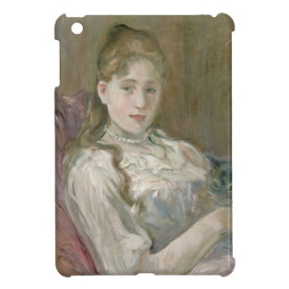 Young Girl with Cat, 1892 Cover For The iPad Mini