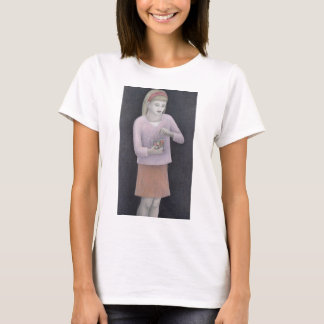 Young Girl with Sweets 2007 T-Shirt