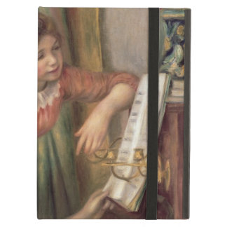 Young Girls at the Piano, 1892 iPad Folio Cases