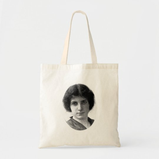 Young Golda Meir Tote Bag