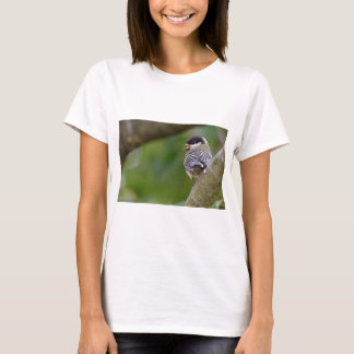Young great passerine on branch T-Shirt
