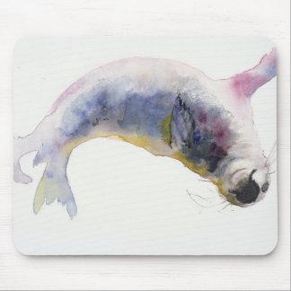 Young grey seal Gweek 2003 Mouse Pad